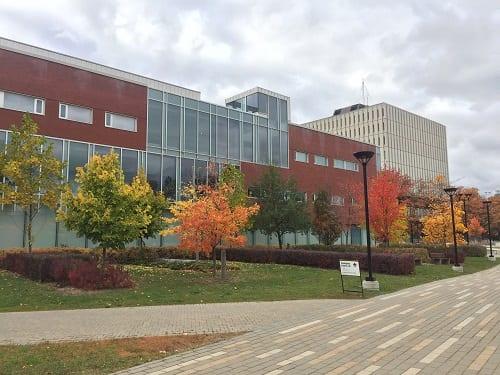 University of Waterloo building